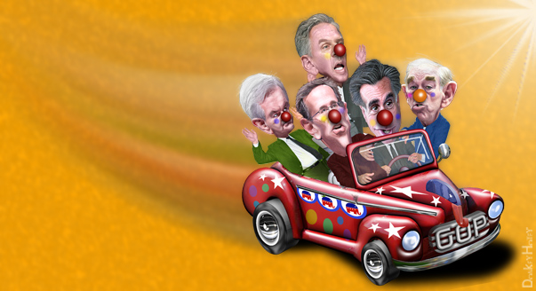 Clown Car New Hampshire