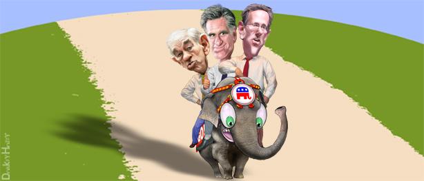 Iowa Caucus Winners