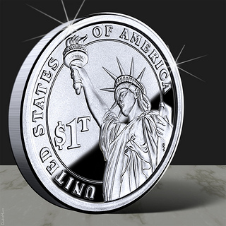 White House Seriously Considered Minting A Trillion Dollar Platinum Coin To Avoid Breaching The Debt Ceiling - Business Insider