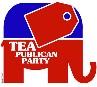 Daily Kos: The Teapublican Party wins 2013 'Racist of the Year' award