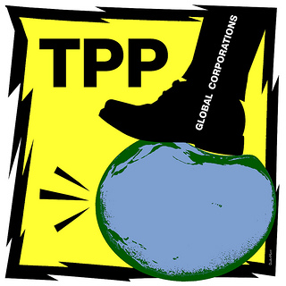 As TPP Opposition Soars, Corporate Media Blackout Deafening