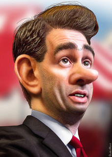 Scott Walker Gets Buried In Documents - Watching Scotty Blow, Continued - Esquire