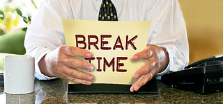 Taking A Break: How To Fight Your Inner Control Freak And Win - Forbes