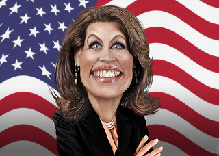 Michele Bachmann jewsplains to U.S. Jews that they are buzzkilling her End Times dream date   The Raw Story