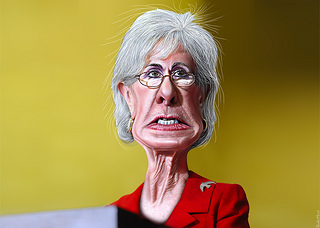 HOT 103.7 The Rhythm of Seattle - Sebelius Clicks Her Heels, Heads Home