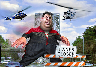 Chris Christie Internal Investigation - The Wheels Of Blind Justice Grind Slowly In The Christie Investigation - Esquire