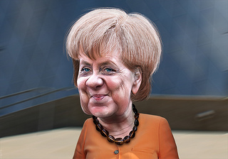 Angie for President: Merkel's blatant attempt the taking into care