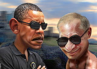 Politics: Obama's idea of 'sanctions': Let all Putin's main henchmen off the hook | Best of Cain