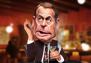 Boehner Hands 0 Per Hour Lawsuit To Sue Obama To Former GOP Buddy's Firm - The New Civil Rights Movement