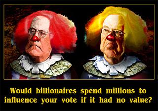 Primárias bilionárias: os novos chefes políticos dos EUA | Esquerda