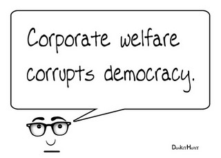 Ralph Nader and Grover Norquist Agree on Corporate Welfare and Auditing the Pentagon | Dandelion Salad