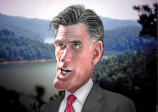 Mitt Romney is tan, rested, and ready to lose again, so let's do this thing