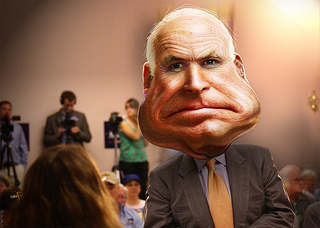 We Sure Hope John McCain Was Sitting Down When He Got This News...