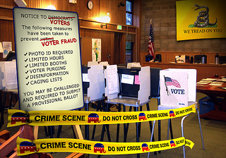 GOP Imposes Harsh New Voting Restrictions On Voters - The New Civil Rights Movement