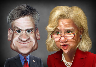 Bill Cassidy and Mary Landrieu heat up Cajun Country; | PoliticItPoliticIt