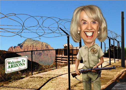 Jan Brewer Flexes Racist Muscle Again | Care2 Causes