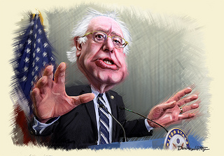 Chris Hedges: Bernie Sanders Has Made No Mention of the Military, Part 3 + Our Night with Bernie by Bruce Gagnon | Dandelion Salad