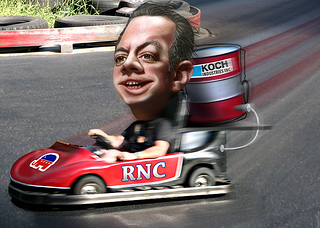RNC cries uncle, the Koch takeover iscomplete