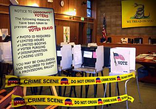 Supreme Court Blocks North Carolina's Voter Suppression Scheme