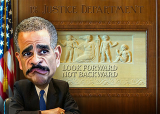 After 6-year tenure not prosecuting banks, Eric Holder returns 'home' to defend them | The Awakened Wire