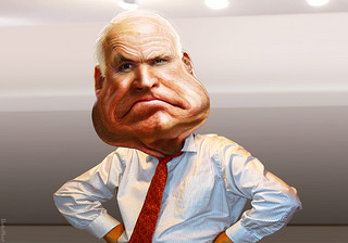 Article: McCain and Scum-- Revisiting my 2008 Interview with John McCain's Naval Academy Dorm-Mate | OpEdNews