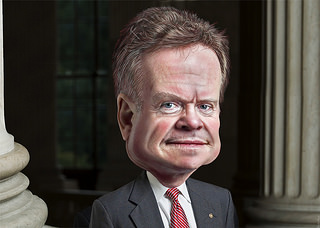 What is Jim Webb trying to prove?