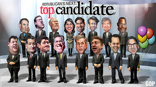 Is there anyone who won't run for the Republican nomination in 2016? | Jeb Lund | Comment is free | The Guardian