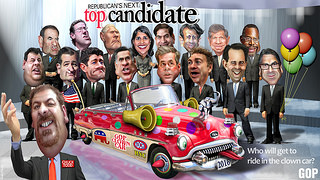 Politix Update: Why Republican Primary Clown Car Isn't At All Funny – The Moderate Voice