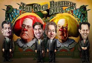 Kochs About To Cull The 2016 GOP Nomination Herd -- Or Not | Crooks and Liars