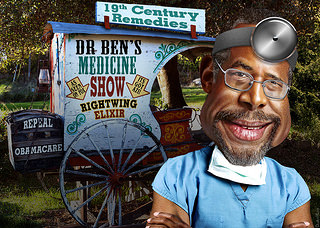 Ben Carson: Gay Marriage Is A Neo-Marxist Plot To Impose The 'New World Order' (Video) - The New Civil Rights Movement