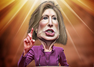 Carly Fiorina Think Corporations Should Be Able To Deny Paid Leave To New Mothers | United Steelworkers