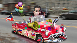 Cruz, Bush, Rubio, Carson — the whole GOP clown car — cast their lot with Indiana's anti-LGBT stance
