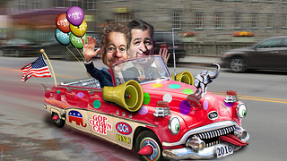 GOP Presidential Primary: Rat Race or Circular Firing Squad? - Civil Beat