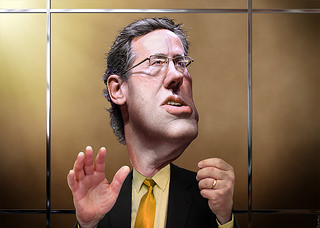 Ten Outrageous Ideas Rick Santorum Actually Believes | United Steelworkers