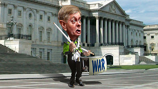 Lindsey Graham Wants 20,000 U.S. Troops In Iraq And Syria | The War Monitor