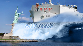 Ellen Brown: Obama's Secret Trade Deal Serves Corporations and Banks (#TPP) | Dandelion Salad