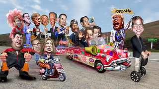 2016 presidential candidates quiz: how well do you know the next leader of the free world? | US news | The Guardian