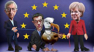 RedGlobe - Tsipras will den Kapitalismus noch besser verwalten