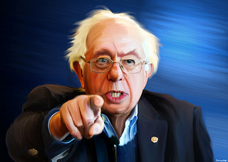 Chris Hedges: Bernie Sanders is Lending Credibility to a Party That is Completely Corporatized, interviewed by Ralph Nader | Dandelion Salad