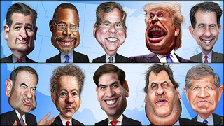 Breaking: Fox News Announces List Of Ten GOP Candidates Who Will Appear In First Debate - The New Civil Rights Movement