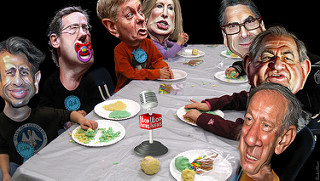 "GOP to Auction Off ""Bottom-Feeding Seven"" on eBay by Jeffry Scott 