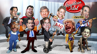 This Week In Crazy: Special GOP Demented Debates Edition