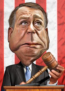 So Boehner finally Sues Obama. Can we sue Boehner, et al, then? | Motley News