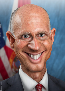 Rick Scott's Ban on State Officials Acknowledging Global Warming Imperils Florida