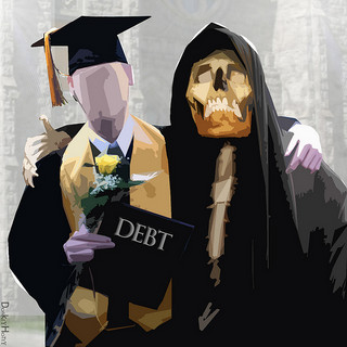 Students' low financial literacy makes understanding fees, loans, debt difficult