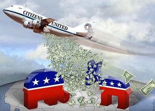 Inside Spending: How Citizens United restored the soft money system - Sunlight Foundation Blog