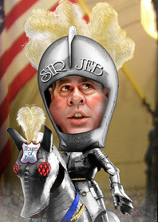 Jeb! Cracks the Whip | United Steelworkers