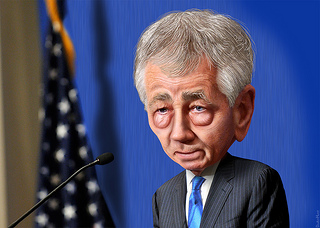 Hagel's ritual resignation and 'the war ahead' – Intellihub