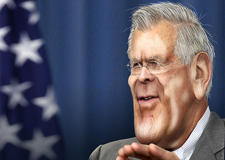 Rumsfeld Now Says George W. Bush was Wrong About Iraq