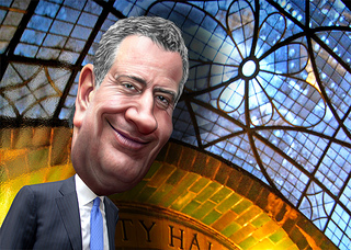 The Anagram Times: Bill de Blasio skirts NYC grand jury decision